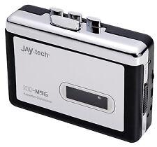 JAY-tech kd-m96 Musik Kassetten Digitalisierer