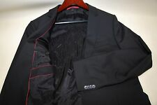 Hugo Boss Red Label Amaro/Heise Black Blazer Jacket Size 40 L