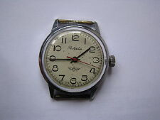 "Raketa ""Baltika"" - Flieger USSR . Servised .Good running ."