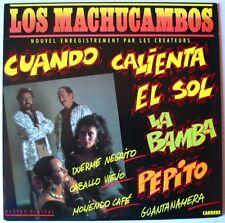 LOS MACHUCAMBOS  (LP 33T)   CUANDO CALIENTA EL SOL  NOUVEL ENREGISTREMENT