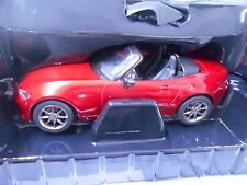 MAZDA MX-5 MX5 MX 5 Roadster rot red Cabrio 2015 Triple9 IXO Prem Metall 1:18