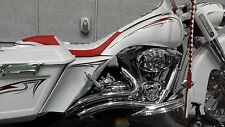 1997-2007 Street Glide Stretched Extended Side Cover Gas Tank Shrouds  Bagger