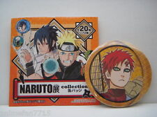 NARUTO EXHIBITION LIMITED COLLECTION CAN BADGE - GAARA - JAPAN NEW
