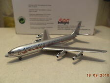 Herpa Wings Inflight500 American Airlines Boeing 707-300 NG 1:500
