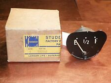NOS OEM 1951 1952 Studebaker Champion 10G 12G Gas Fuel Gauge 530048