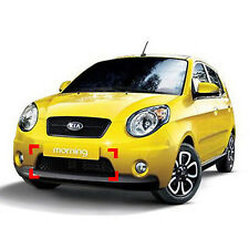 Lower Bumper Hood Grill Morning For 08 10 Kia Picanto