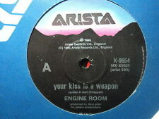 """Engine Room """"Your Kiss Is A Weapon"""" Rare Oz 7"""""""