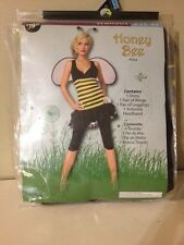 Adult Honey Bee Costume NEW Size Small (4-9)