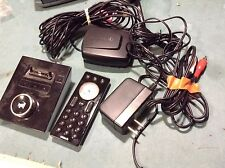 READ ALL EUC SIRIUS STILETTO S50 complete home Kit SEE PIX NO RECEIVER TESTED XM