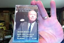 Andre Kostelanetz & Orchestra- Moon River- new/sealed cassette tape