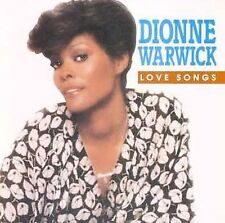 Love Songs by Dionne WarwickHITS 12 Great Songs Minty CD New Case