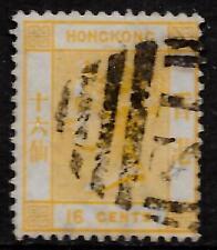 Hong Kong stamps 1877 SG 22  CANC  VF