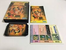 Bare Knuckle III Streets of Rage 3 Sega Mega Drive Genesis Japan IMPORT | G-4116