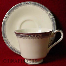ROYAL DOULTON china MELISSA H5087 pttrn CUP & SAUCER