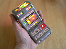 Star Trek Mark IX Science Tricorder Prop electronics upgrade kit! + Battery!