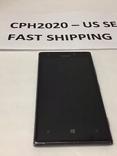Unlocked Nokia Lumia 925 16GB 4G LTE  - Black (AT&T T-Mobile) Smart Phone