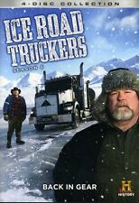 Ice Road Truckers: The Complete Season Six  [4 Dis (2013, DVD NEUF) WS4 DISC SET