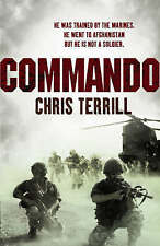 Commando, By Terrill, Chris,in Used but Acceptable condition
