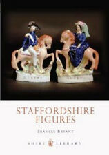 STAFFORDSHIRE POTTERY, SHIRE ALBUM, WITH NEW COVER, BOOK BY FRANCES BRYANT