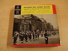 45T EP / MUSIQUE DES GUIDES BELGES VOLUME 2