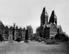 BUFFALO NY - 11x14 Photo - LUNATIC INSANE ASYLUM HOSPITAL HAUNTED GHOST PICTURE
