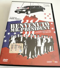 BENVENUTO MR.PRESIDENT (2003) FILM DVD OTTIMO ITALIANO SPED GRATIS SU + ACQUISTI