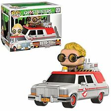 Pop! Rides: Ghostbusters 2016 Ecto-1 Figure #23 by Funko