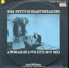 TOM PETTY 45 TOURS HOLLANDE A WOMAN IN LOVE