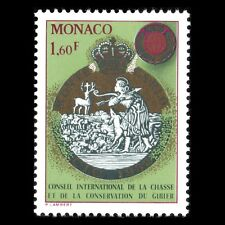 Monaco 1982 - 29th Meeting of International Hunting Council Sports - Sc 1342 MNH