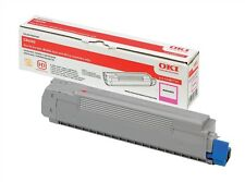 OKI Magenta Toner Cartridge (Yield 6,000 Pages) for C8600 Colour Printers