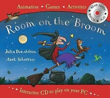 Room on the Broom Book and Interactive CD by Julia Donaldson (Mixed media pro...