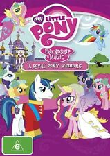 My Little Pony;Friendship is Magic (Season2, Vol5) Royal Pony Wedding DVD NEW R4