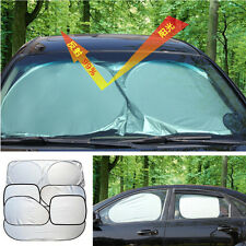 Car Windshield Window Sun Shade Visor Heat Block Screen UV Rays Folding Cover 6x