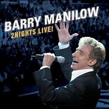2 Nights Live by Barry Manilow (CD, Apr-2004, 2 Discs, BMG Heritage)