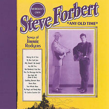 Forbert, Steve Any Old Time CD