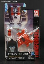 Titan Master PTERO Transformers Titans Return Generations New 2017 Hasbro Swoop