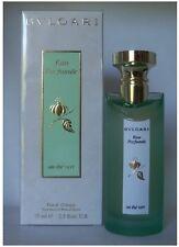 Bvlgari Eau Parfume Au The Vert Eau De Toilette Spray 75ml, New & Saled