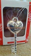 Carlton/American Greetings 2016 New Home Key Metal Christmas Ornament