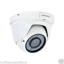 Qihan 2MP 2MP 2.8-12mm 1080P 30M IR POE P2P NAS OUTDOOR DOME IP SECURITY CAMERA
