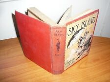 The Sky Island 1st /1st edition ~ Frank Baum ~ Wizard of Oz ~ Reilly & Britton