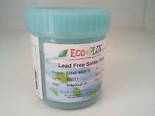 Tin Solder Paste Lead Free SnAg3.0Cu0.5 Electronic Soldering RoHS 500g Flux11.5%