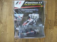 Formula 1 The Car Collection Part 8 Toleman TG184 1984 Ayrton Senna