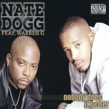 Nate Dogg Nobody does it better (1999, feat. Warren G) [Maxi-CD]