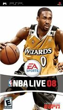 SONY PlayStation Portable PSP UMD NBA Live 08 2008 (GAME DISC ONLY)