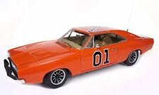 "1969 Dodge Charger General Lee ""The Dukes Of Hazard"" Movie Car 1/18 Diecast"