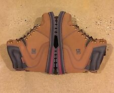 DC Peary Boots Cocoa Size 7 US Men's Water Resistant Boots BMX MOTO Skate