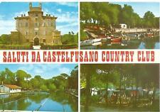 SALUTI DA CASTELFUSANO COUNTRY CLUB  -  Campeggio Internazionale Residenziale