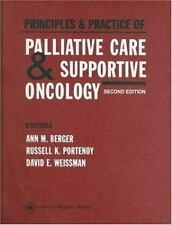 Principles and Practice of Palliative Care and Supportive Oncology, Weissman MD,
