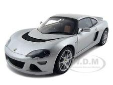LOTUS EUROPA S SILVER 1:18 DIECAST MODEL CAR BY AUTOART 75366