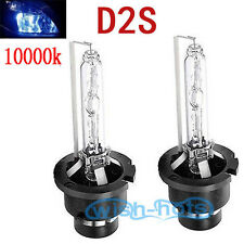 2Pcs 10000K 35W D2S AM HID AC XENON OEM Bulbs For BMW E46 3 Series 325i 330i
